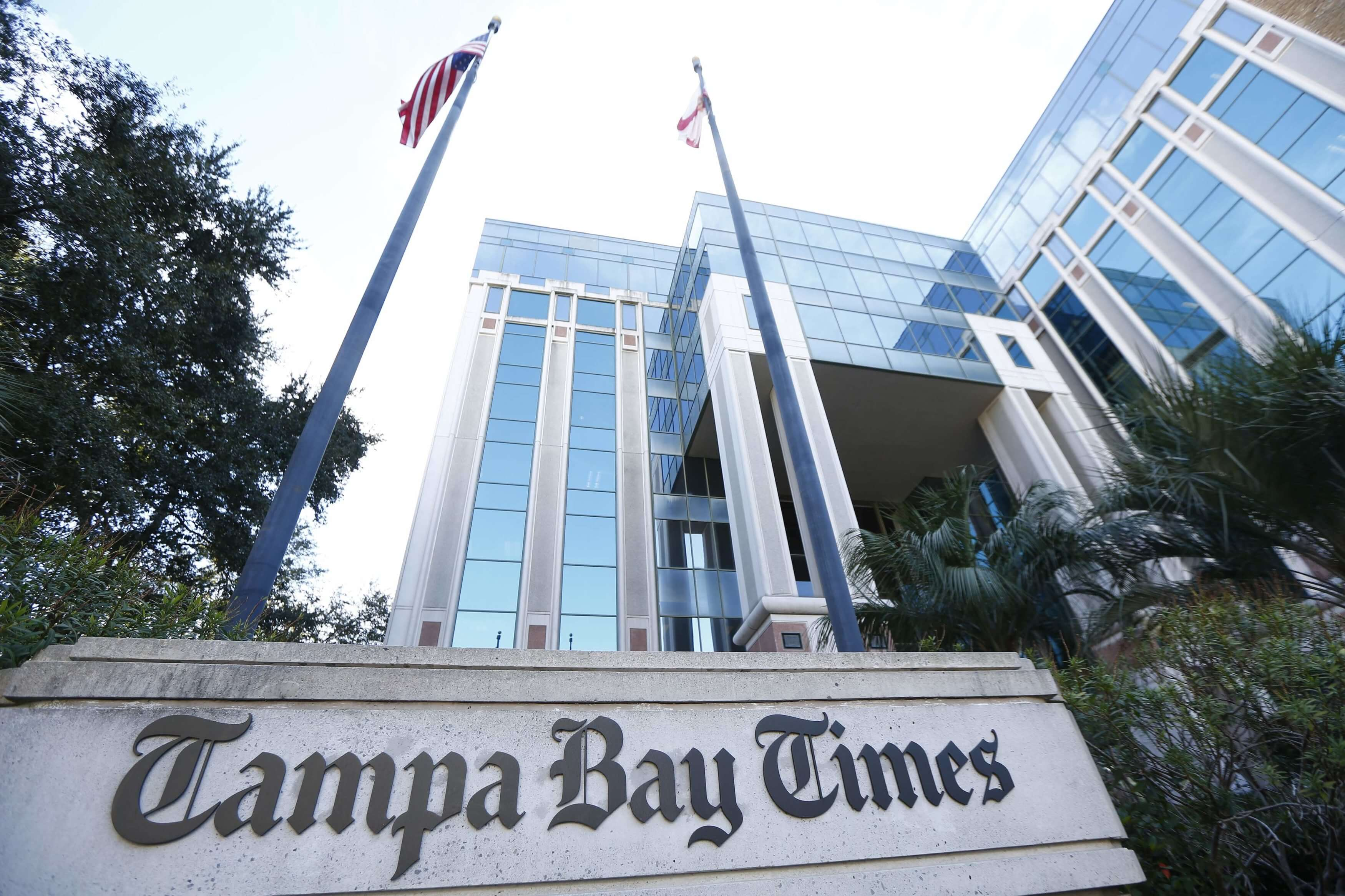 Tampa Bay Times Buildings
